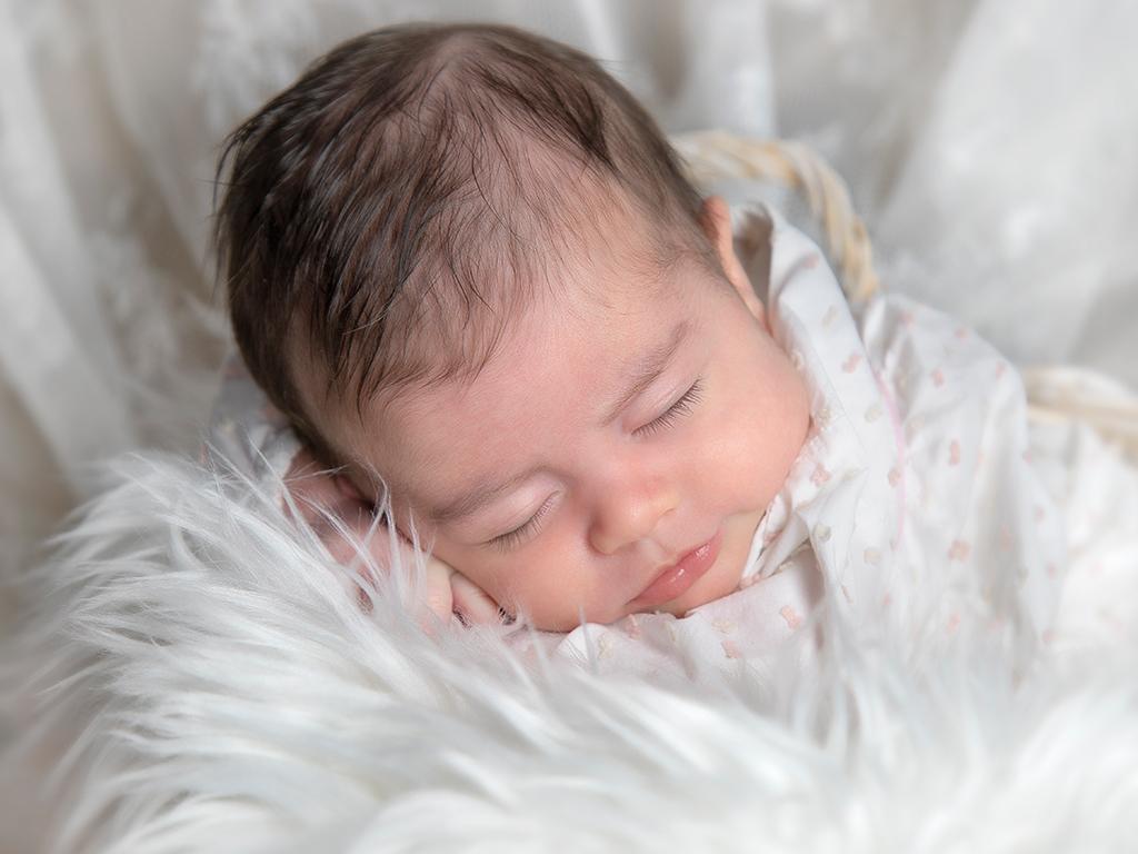 Recién Nacidos - Lucía y Carmen - Imágenes Acontraluz