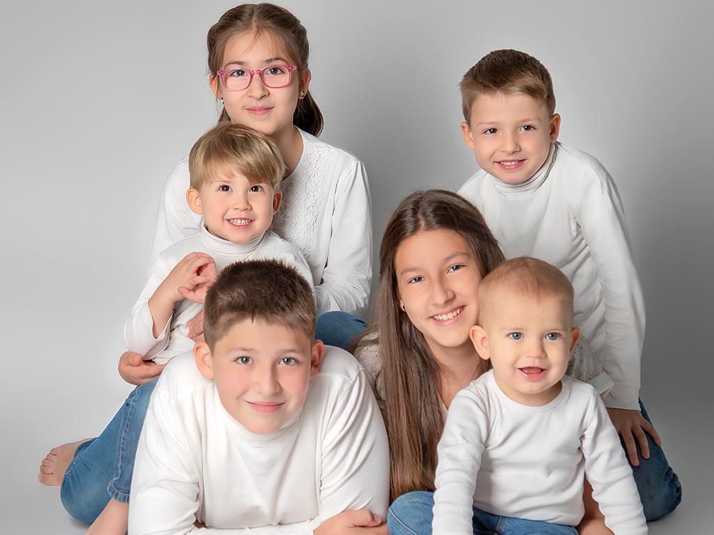Reportaje Fotográfico- Niños - Imágenes Acontraluz