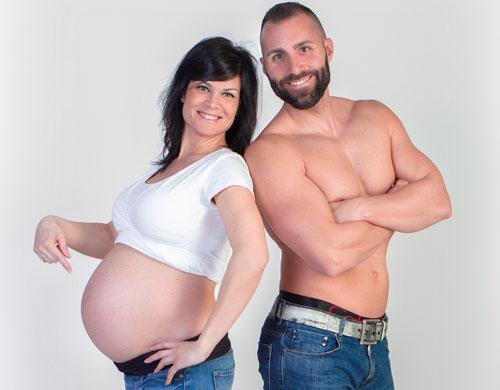 Imagenes Acontraluz - Embarazadas