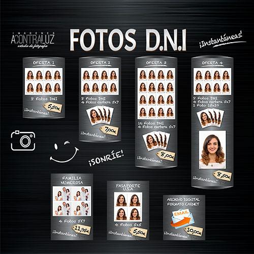 Imagenes Acontraluz - Fotos Carnet y DNI